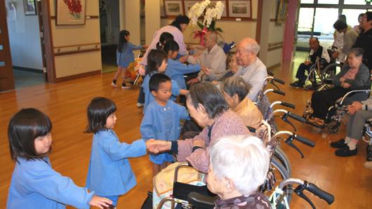 特別養護老人ホーム 穴山の杜 内部写真
