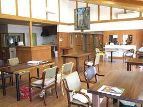 穴山の杜短期入所生活介護事業所 穴山の杜ショート 内部写真 信和会