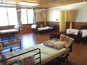 穴山の杜短期入所生活介護事業所 穴山の杜ショート 居室写真 信和会