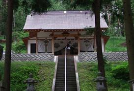信和会 穴山ふれあいマップ 寺院 鷲宮神社
